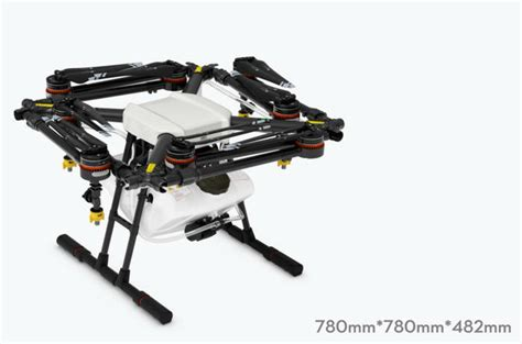 Dji Agras Mg1 Dji Agras Mg 1 Agriculture Spraying Drone Rise Above Australia