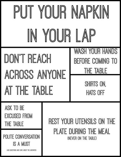 best 25 table setting etiquette ideas on pinterest best 25 table manners ideas on pinterest etiquette eating