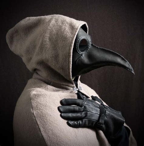 How To Make A Plague Doctor Mask With Paper Mache - plague doctor mask maximus for sale