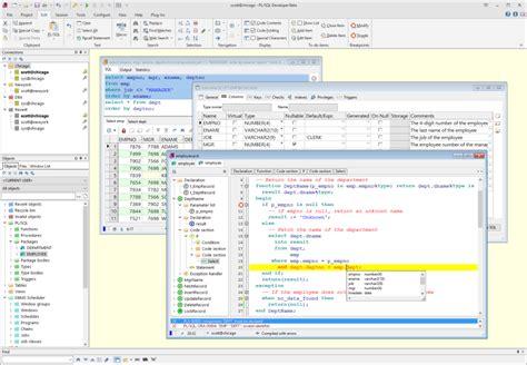 Pl Sql Developer by Pl Sql Developer The Ide
