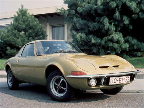 73 Opel Gt by Opel Gt 1968 73