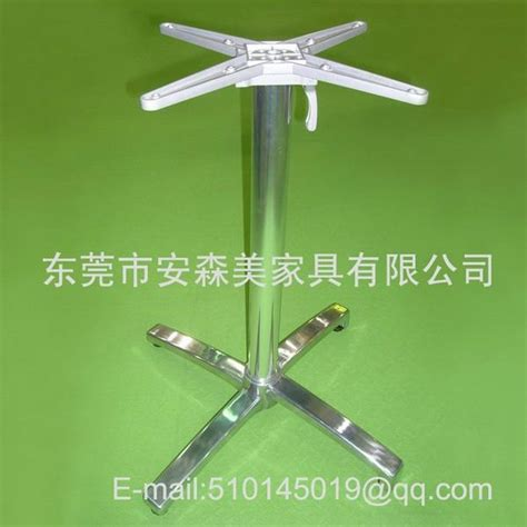 folding table manufacturers china h125 aluminum folding table base onsmei china