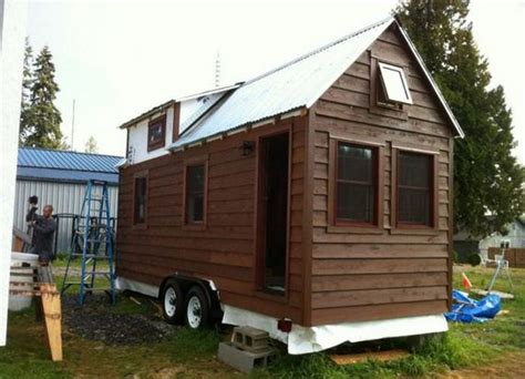tiny house on wheels barnorama
