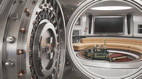 vault room monument vault door