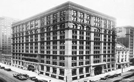 throwback thursday home insurance building chicago