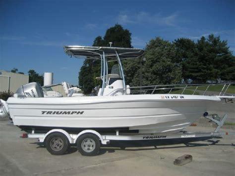 triumph boats 215 cc 2008 triumph 215 cc boats yachts for sale