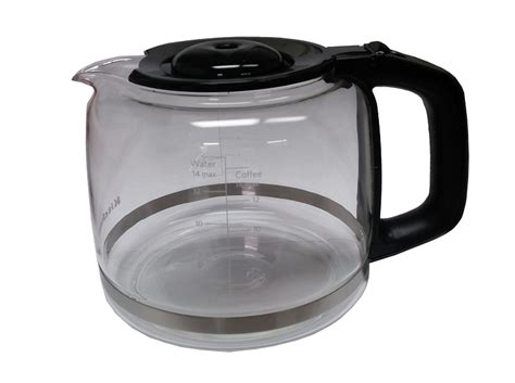 KitchenAid KCM222OB Carafe Glass 14 Cup Coffee Pot Replacement