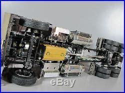 Tamiya Front Reinforcing Bumper Guard Fm Sup 1 custom tamiya 1 14 rc king hauler semi futaba mfc 01 light sound unit upgrade