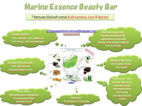 Shoo Marine Essence cik bebeq shop sabun pencerah marine essence