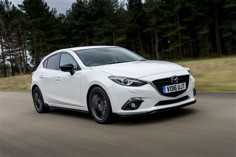 Mazda 3 Sport Black 2016 Review Auto Express