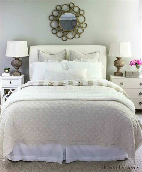 how to make a bed house tour guest room driven by decor