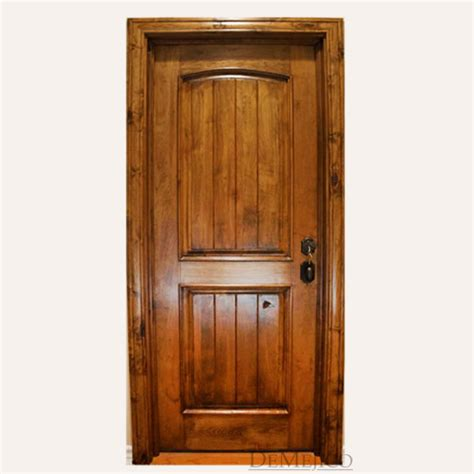 Rustic Interior Doors Puerta Sencilla Rustic Interior Doors Demejico