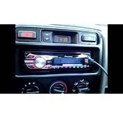 PIONEER DEH 1500UBB USB/CD  YouTube