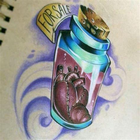 tattoo ink cork 90 anatomical heart tattoo designs for men blood pumping ink