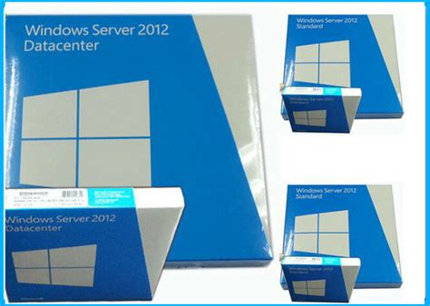 Windows Server 2012 Std R2 64bit Oem Pack Original microsoft windows server 2012 standard x 64 bit 5 cals sever 2012 datacenter retail pack