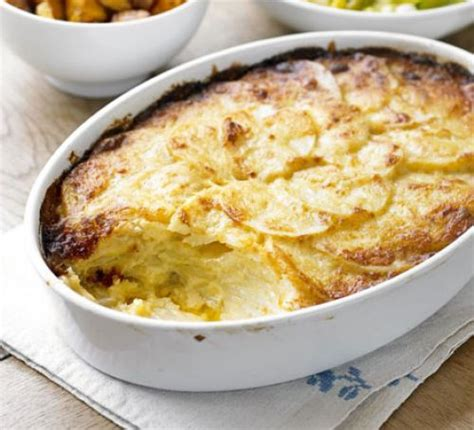 easy cheese onion slice bbc good food dauphinoise potatoes recipe bbc good food