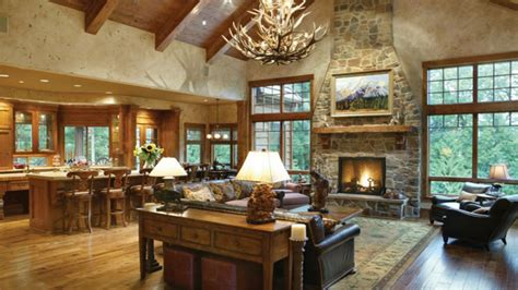great room layouts unique open floor plans rustic open floor plans for ranch