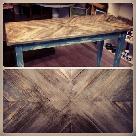 bar table top ideas 25 best ideas about chevron table on pinterest wood