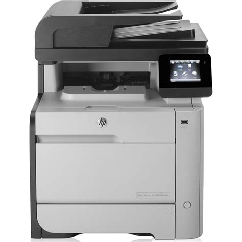 Printer Laserjet Color hp laserjet pro color m476nw a4 colour multifunction laser printer cf385a