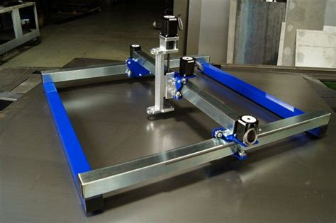 diy cnc plasma table plans diy cnc plasma router carriage kit nema 23 with bearings