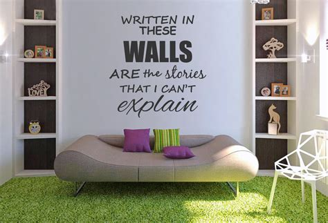 one direction wall sticker jenner wall stickers 1d one direction lyrics wall stickers