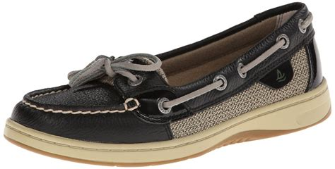 sperry loafers on sale sperry top sider angelfish oat slip on loafer top heels