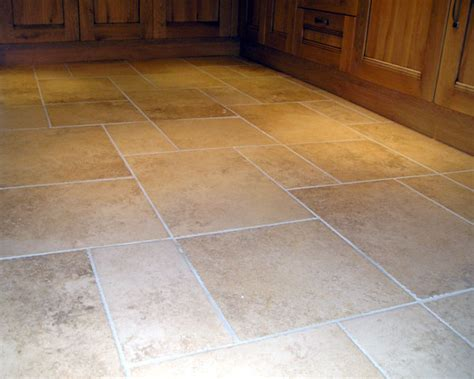 Kitchen Ceramic Floor Tile Kairos Bianco Tiletown Co Uk