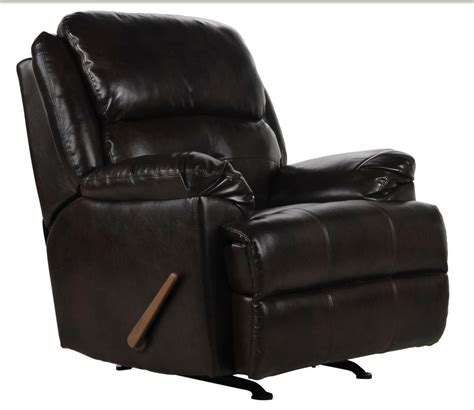 Stylish Rocker Recliner by 11 Classical Leather Living Room Chairs Furniture