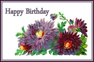 flower greeting cards for birthdays