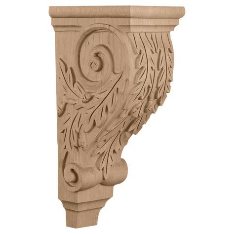 Oak Corbels wood corbel corol4 architectural millwork