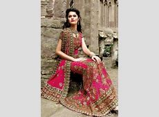 Latest Barat Dresses Designs Collection 2015-2016 Indian Designer Bridal Dresses 2017
