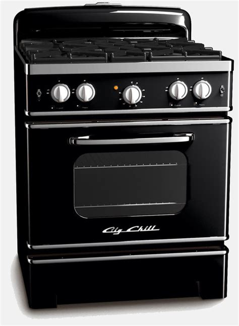 retro and modern stoves ranges ovens big chill vintage inspired retro stoves from big chill eclectic