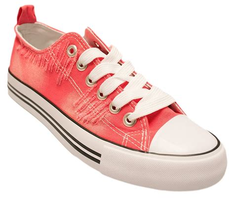 best casual sneakers womens s casual canvas shoes solid colors low top lace up