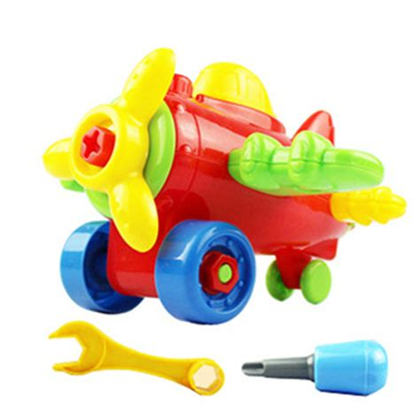 Diy Children Toys Child Disassembly And Assembly Airplane vieux pince promotion achetez des vieux pince promotionnels sur aliexpress alibaba