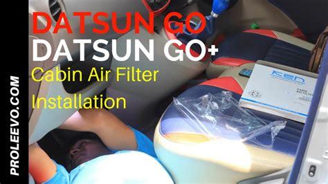 Evaporator Ac Nissa Livina Pasang cara pasang filter ac kabin datsun go go