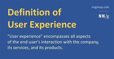 definition of pattern evidence the definition of user experience ux