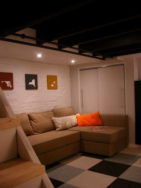 25 best ideas about unfinished best 25 unfinished best 25 unfinished basement decorating ideas on basement decorating ideas for
