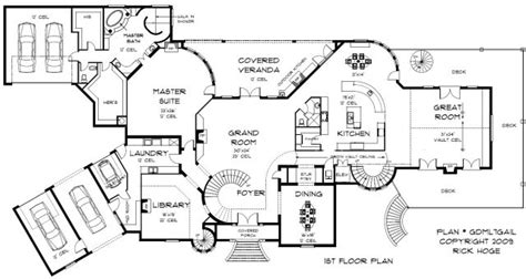 5000 square foot house floor plans house design plans