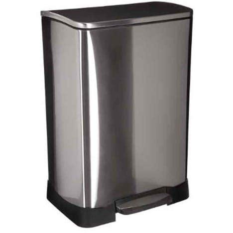 poubelle cuisine 99 poubelle de cuisine 50l argent prix pas cher 224 prix