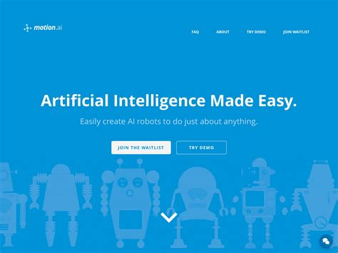 motion ai easily create artificial motion ai easily create artificial intelligence to do almost anything betalist