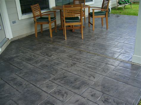 Concrete Paver Patio Designs Design Patios Sted Concrete Pavers