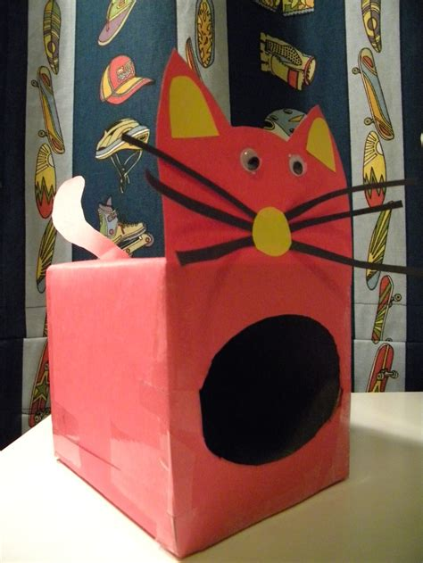 boxes ideas school valentines day boxes cat s