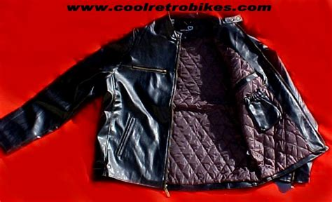 Vest Zipper Moto Central Logo coolretrobikes goldwing motorcycle zipper jacket gold wing logo xl