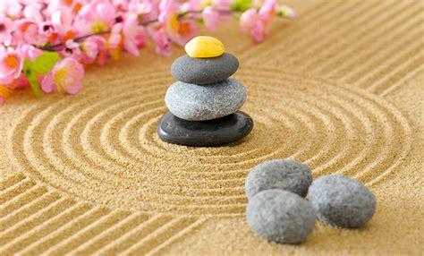 giardino zen in miniatura fatto in casa