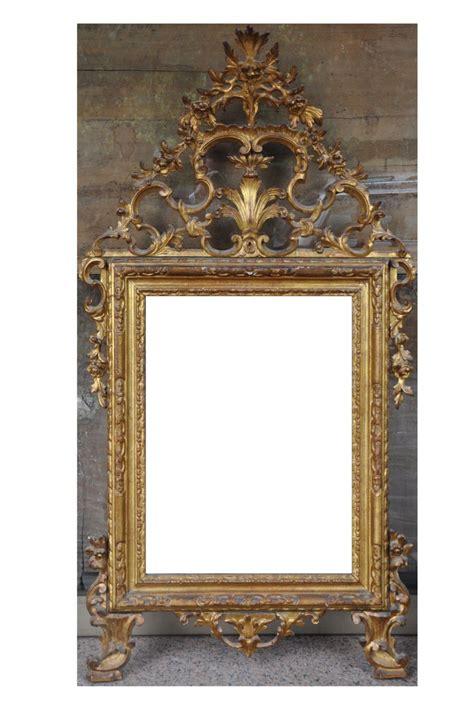 mobili antichi piemonte elegante specchiera piemonte sec xviii antiquariato su