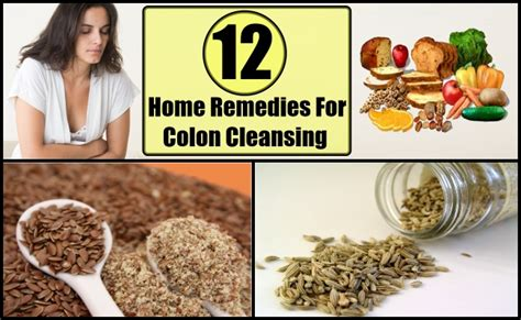 Colon Detox At Home by 12 Home Remedies For Colon Cleansing How To Do A