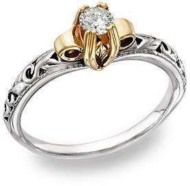 Cincin Berlian Lotus Carat 1079 5 model cincin pertunangan berlian terpopuler 2009