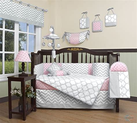 crib and bedding set best chevron bedding for cribs and nursery sets