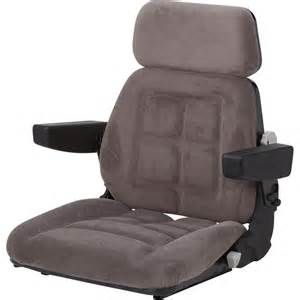 Replacement Tractor Seat Cushions K M Replacement Seat Top For Grammer Msg95 Tractor Seat