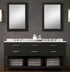 bathroom cabinets black blk01 72 wooden bathroom vanity cabinet in black color